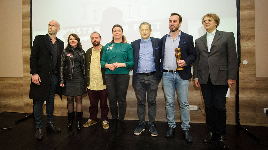 With the Awards Cermony concluded 10th Mostar Film Festival